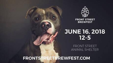 Fronst Street Brewfest Banner