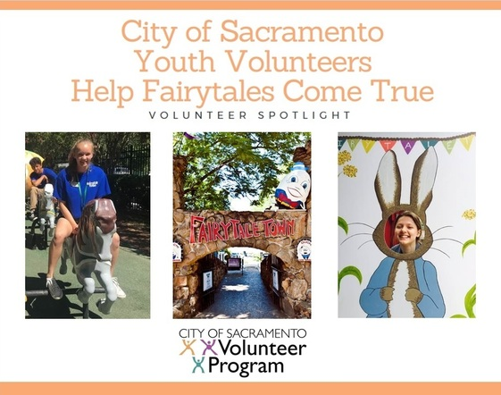 Fairytale Town Youth Volunteers