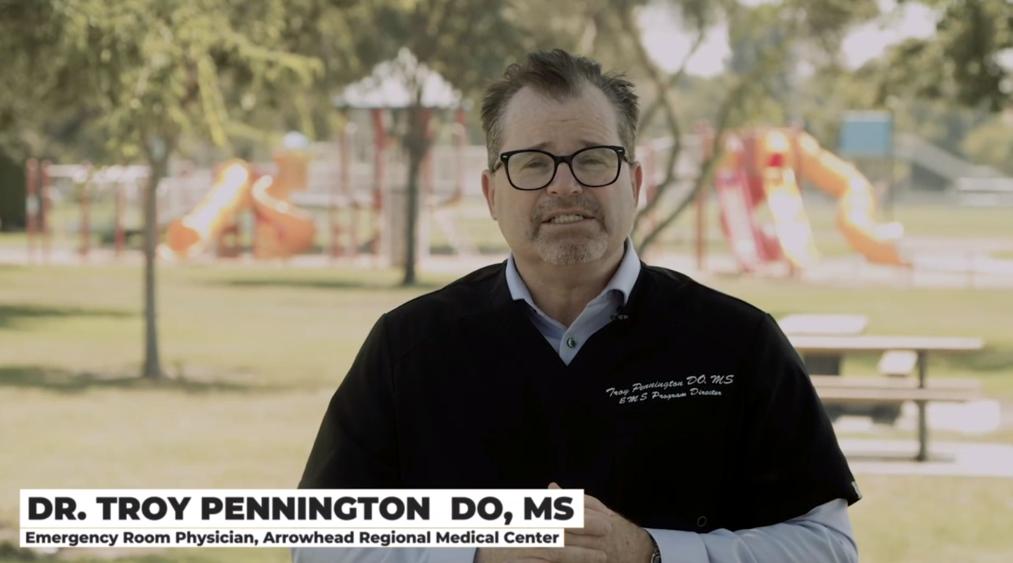 Dr. Pennington Social Gathering