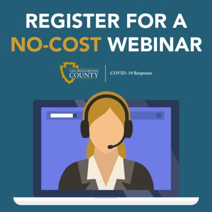 no-cost webinar