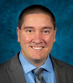 Josh Dugas, Public Health Director