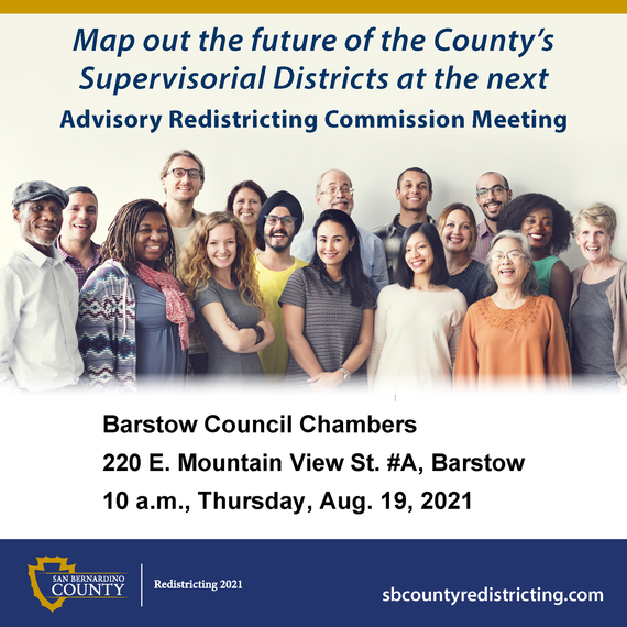 Redistricting Barstow