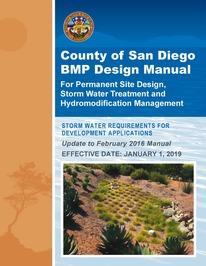 County BMP Design Manual