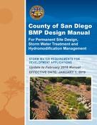 2019 County BMP Design Manual