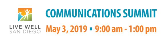 2019 communications summit