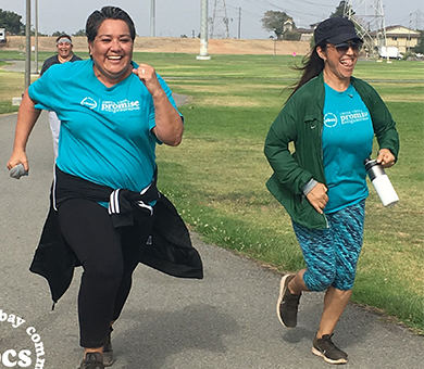 South Bay Neighbors Help Each Other Get Active