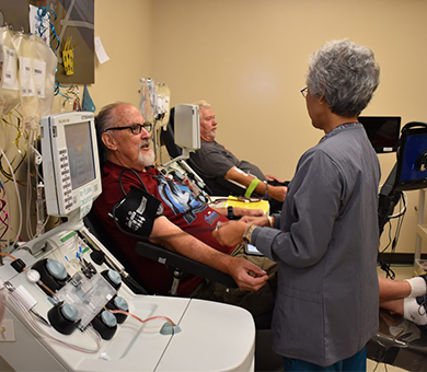 East County resident donates 170th gallon of blood