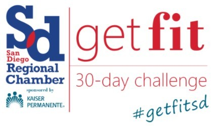 Get Fit SD logo