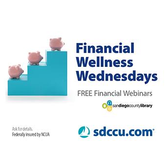 SDCCU Financial Wellness Wednesdays