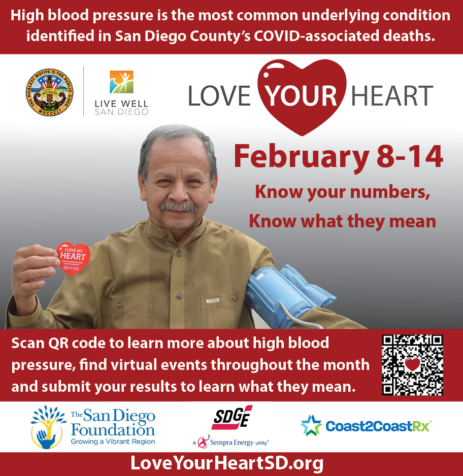 Celebrate Love Your Heart Month