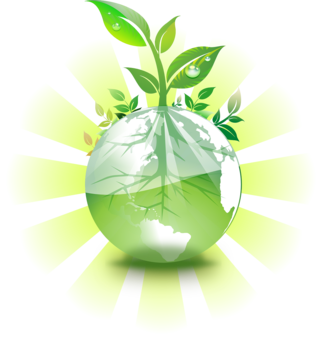 Green Earth Plants