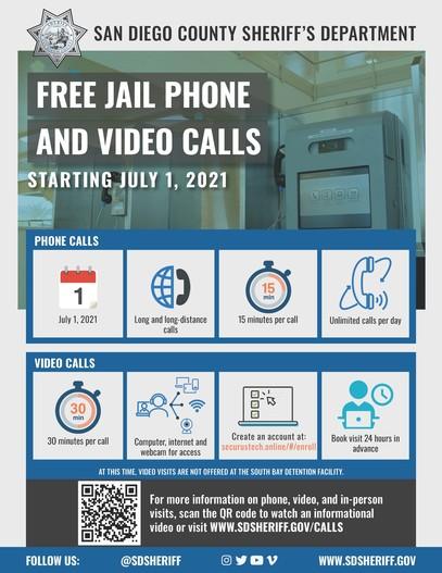 Jail Phone Calls