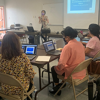 San Diego Futures Foundation Teaching Class