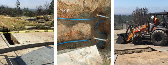 service line replacement
