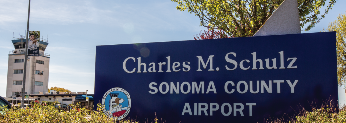 Charles M. Schulz Sonoma County Airport