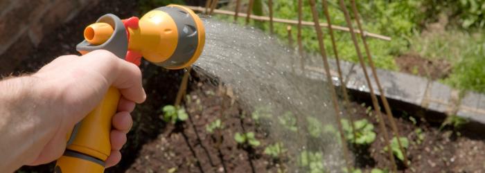 WaterSmart Yard Hose Nozzle