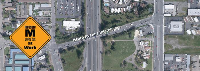 Hearn Avenue Interchange