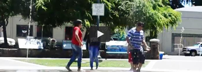 Prince Gateway Spray Ground Video