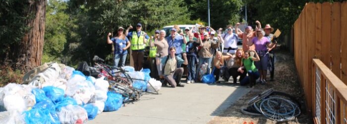Creek to Coast Cleanup