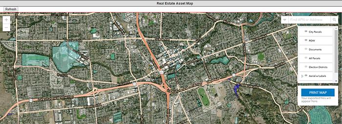 RE Asset Map