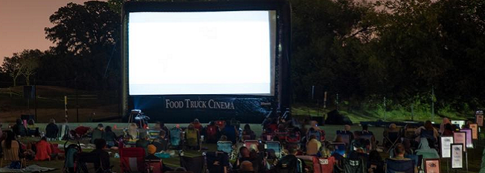 Food Truck Cinema
