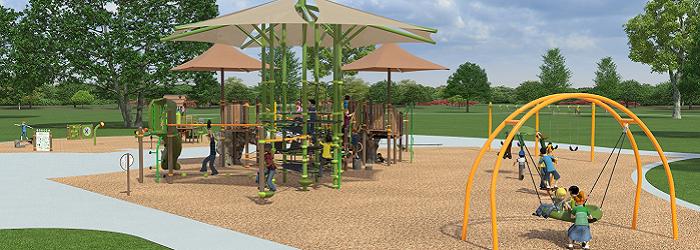Coffey Neighborhood Park redesign