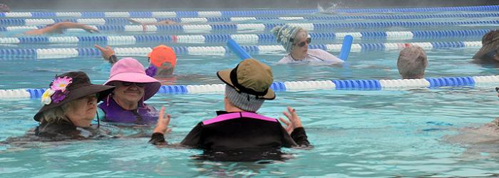 Finley Aquatic Center
