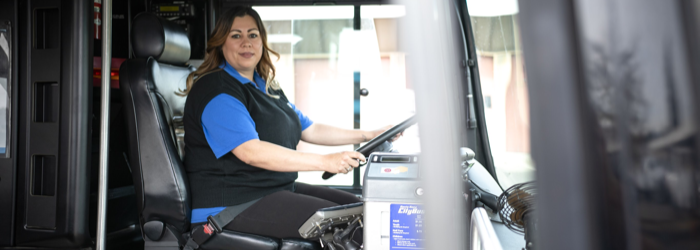 CityBus driver