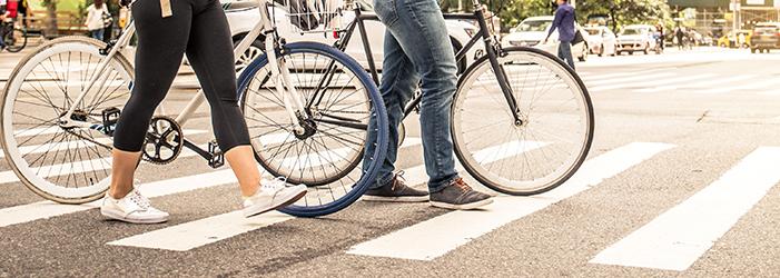 Bike and Pedestrian corridor study