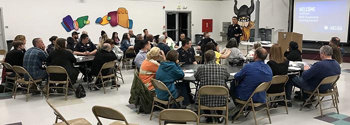 SRPD Community Listening Sessions