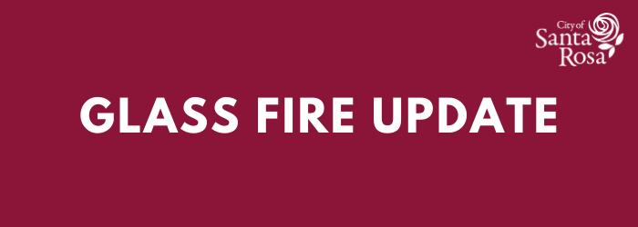 Glass Fire Update Header