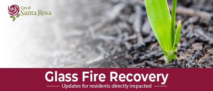 Glass Fire Update - Red