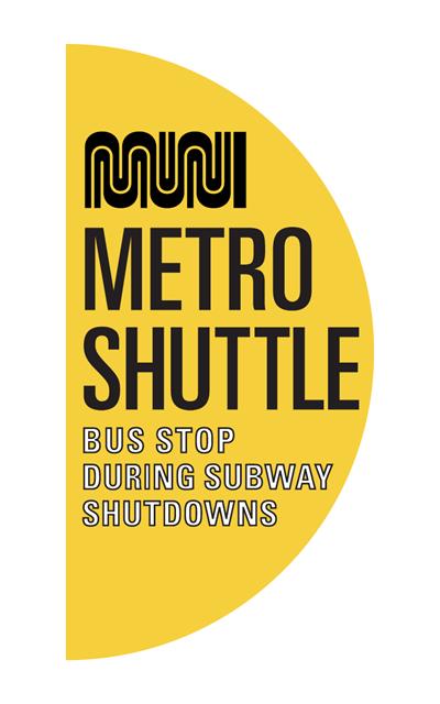 Half Moon logo for bus shuttles