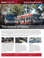 Image shows cover of Geary Rapid Newsletter Summer 2019 edition