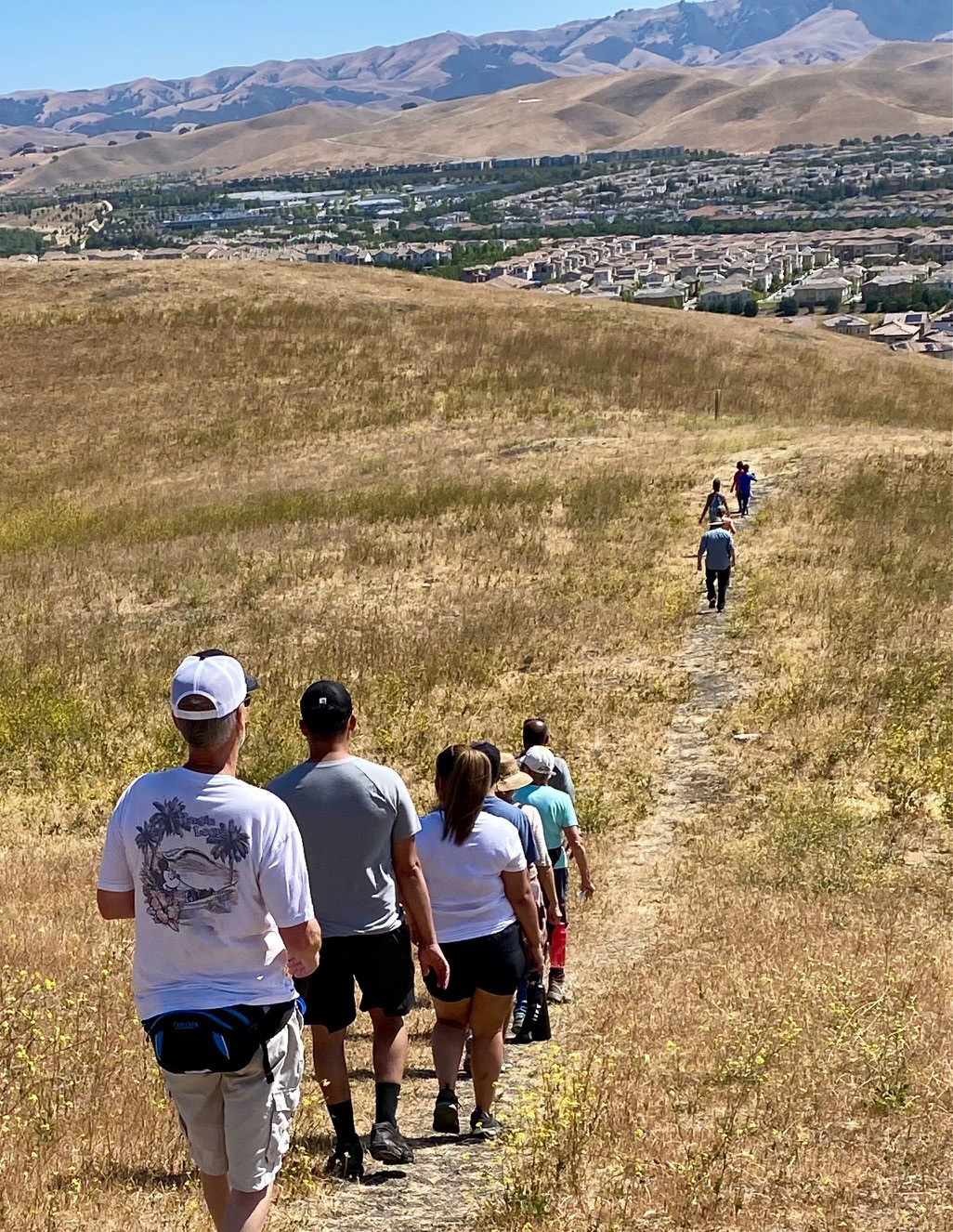 Open Space Hike Sep 11