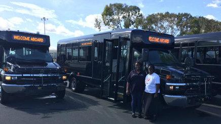 vet buses