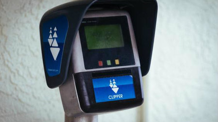 clipper card machine