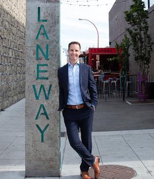 Doug Gilchrist Laneway