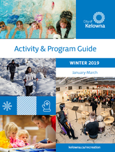 Winter activity guide 2018