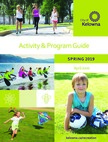 Spring activity guide 2019
