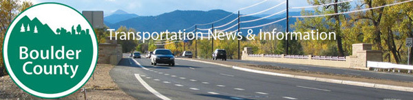 boulder county transportation banner