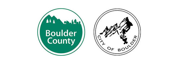 Boulder County and City of Boulder Logos