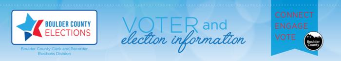Boulder Elections