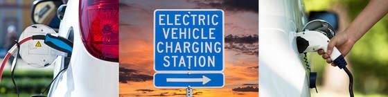 Images of EV vehicles