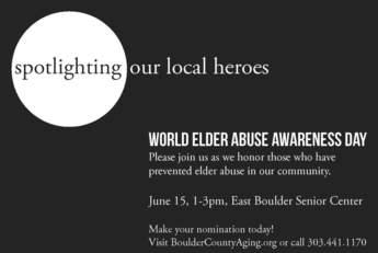Spotlight Elder Abuse 2017