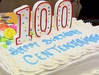 centenarians cake