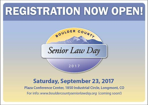 sr law day boulder county 2017