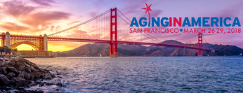 Aging in America logo 2018