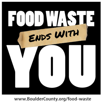 Food Waste Ends With You logo