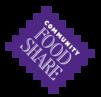 Community Food Shares logo